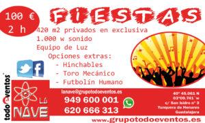 FIESTAS by TODOEVENTOS