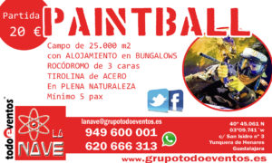 PAINTBALL by TODOEVENTOS