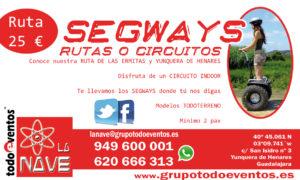 SEGWAYS TODOEVENTOS