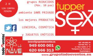 TUPPER SEX by TODOEVENTOS