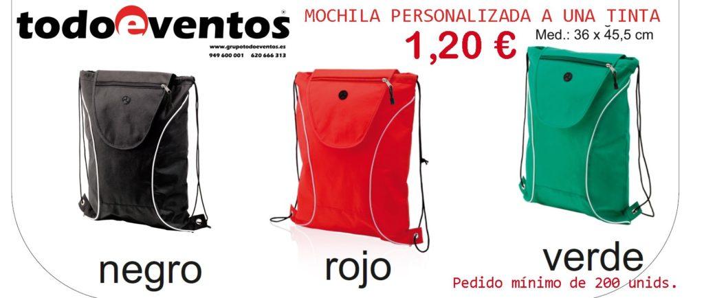 oferta mochilas
