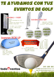 golf 2013 by TODOEVENTOS