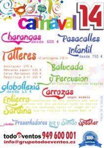 carnaval 14 by TODOEVENTOS redes