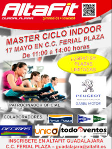 master CICLO INDOOR by TODOEVENTOS