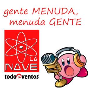 log GENTE MENUDA LA NAVE DE TODOEVENTOS