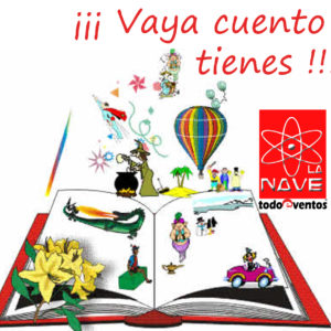 log VAYA CUENTO    LA NAVE DE TODOEVENTOS