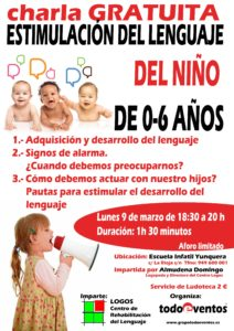 ESTIMULACION LENGUAJE ESCUELA INFANTIL YUNQUERA   redes