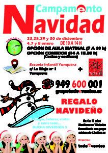 CAMPAMENTO NAVIDAD by TODOEVENTOS  2015   2016